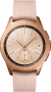 Samsung Watch Rose Gold 42 BT