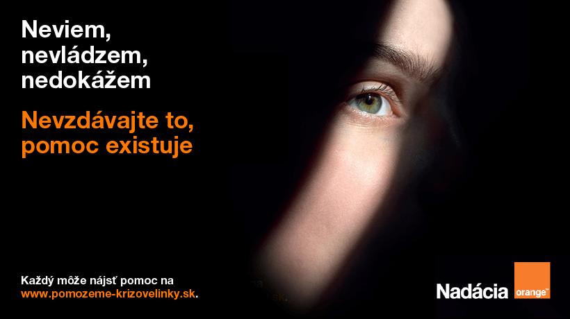 Nadácia Orange prichádza s kampaňou o duševnom zdraví