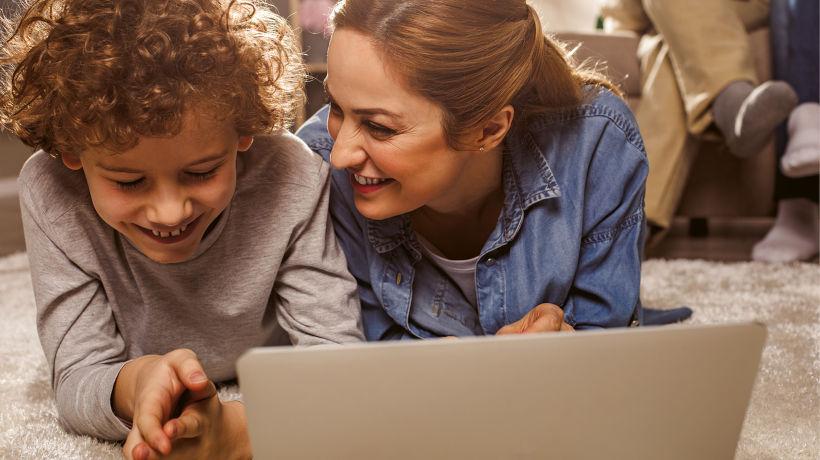Naučme deti používať internet správne