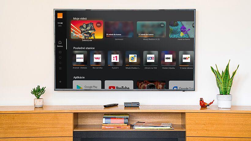 Orange predstavuje nový smart set-top box s podporou 4K a dôrazom na ekológiu