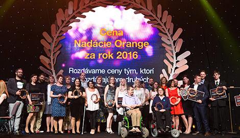 Cena Nadácie Orange