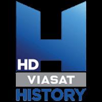 Logo - Viasat History HD