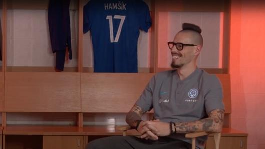 Marek Hamšík: Rozhovor po postupe na európsky šampionát