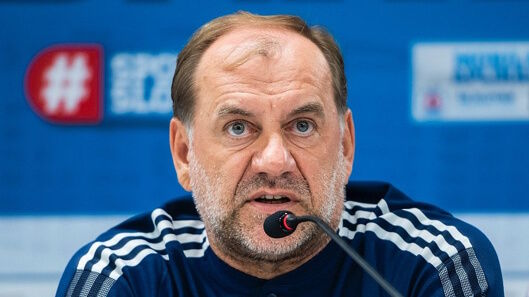 Vlado Weiss: Slovenskí hráči si v Slovane pýtajú viac ako v zahraničí