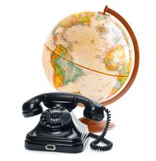 Medzinárodné hovory